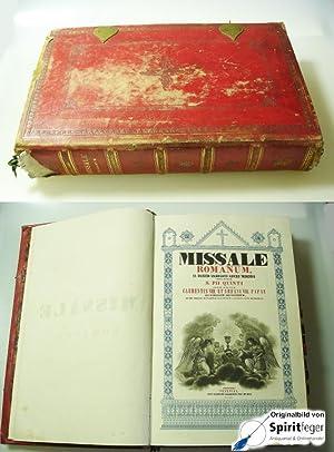 Missale Romanum, ex decreto sacrosancti - Concilii: S. PII Quinti;
