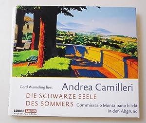 Die schwarze Seele des Sommers (4 CDs): Camilleri, Andrea