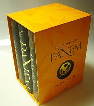 Die Tribute von Panem - 3 Bände: Collins, Suzanne
