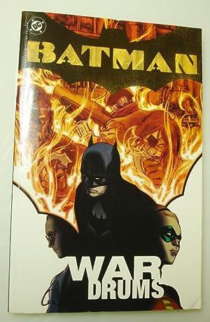 Batman: War Drums (Prelude to War Games): Gebrych, Andersen; Willingham, Bill