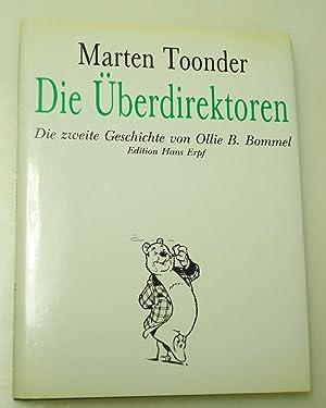 Die Überdirektoren: Toonder, Marten