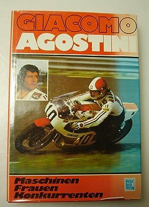Maschinen Frauen Konkurrenten: Agostini, Giacomo