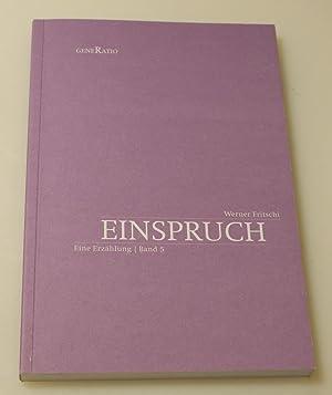 Einspruch: Fritschi, Werner