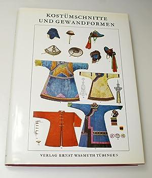Kostümschnitte und Gewandformen: Tilke, Max