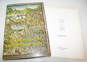 Die Schweizer Bilderchronik des Luzerners Diebold Schilling: Schmid, Alfred A.