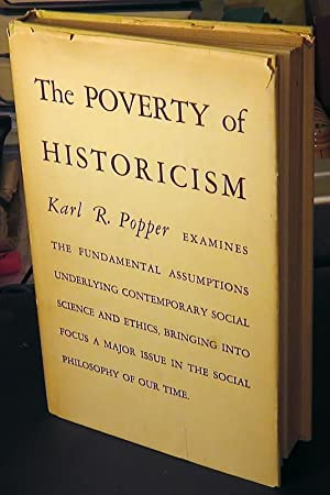 The Poverty of Historicism: Karl R. Popper