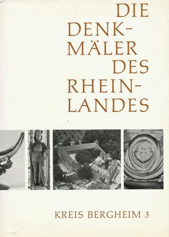 Die Denkmäler des Rheinlandes ; Bd. 17: Ohm, Anneliese ;