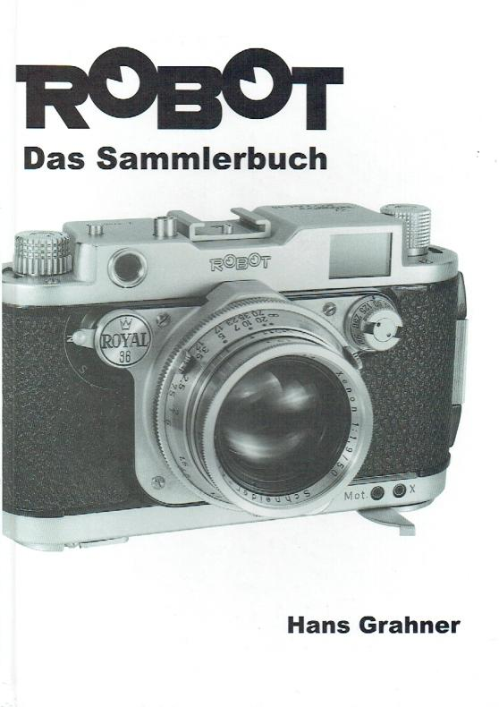 Robot - Das Sammlerbuch.: Grahner, Hans