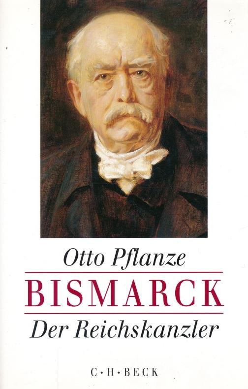 bismarck der reichskanzler pflanze otto - Otto Von Bismarck Lebenslauf