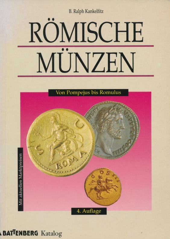 Römische Münzen Von Pompejus Bis Romulus Mit Einer Einführung In