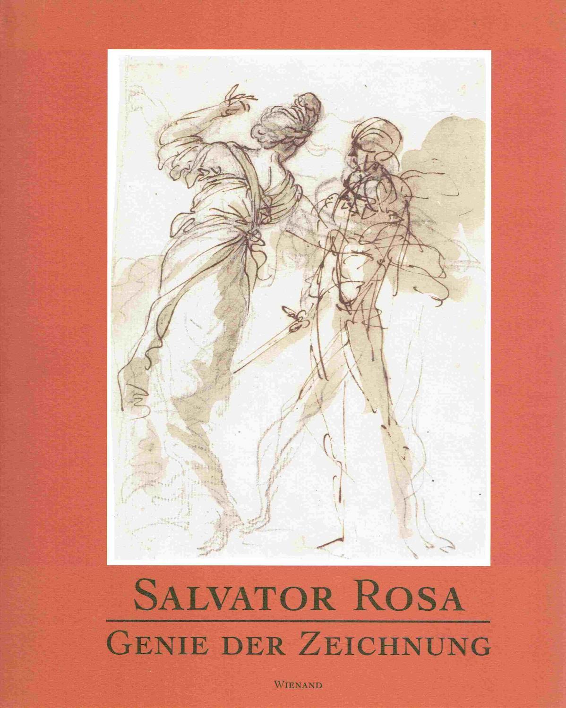 salvator rosa genie der zeichnung studien und skizzen aus leipzig und haarlem