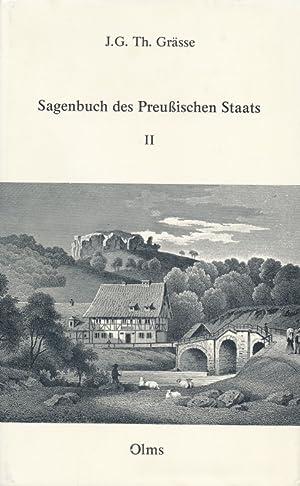Sagenbuch des preussischen Staats. Band 2.: Johann Georg Theodor, Grässe