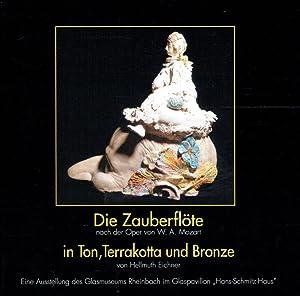 Die Zauberflöte nach der Oper von W.A. Mozart in Ton, Terrakotta und Bronze.: Hellmut Eichner