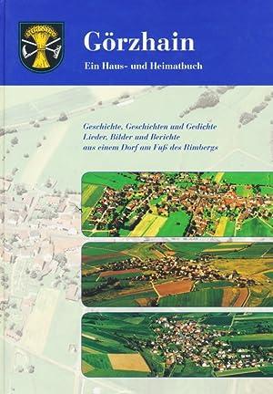 Görzhain Ein Haus - und Heimatbuch.: Heimatverein Görzhain