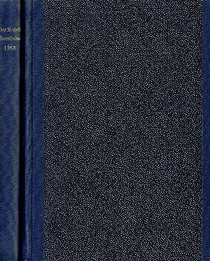 Der Modelleisenbahner - Organ des Deutschen Modelleisenbahn-Verbandes (DMV), 12. Jahrgang, 1963, ...