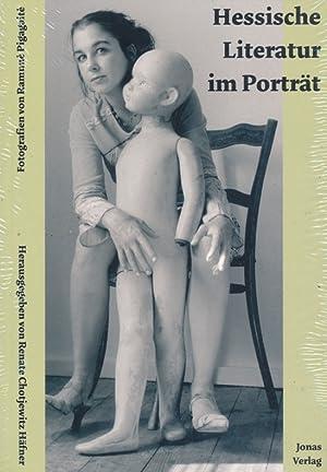 Hessische Literatur im Porträt. Fotografien von Ramune: Renate Chotjewitz Häfner