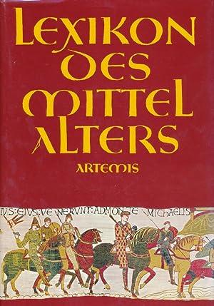 Lexikon des Mittelalters, Band 5: Hiera-Mittel bis Lukanien.: Bautier, Robert-Henri [Hrsg.] ; Auty,...