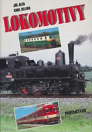 Lokomotivy.: Jelen, Jiri ; Sellner, Karel