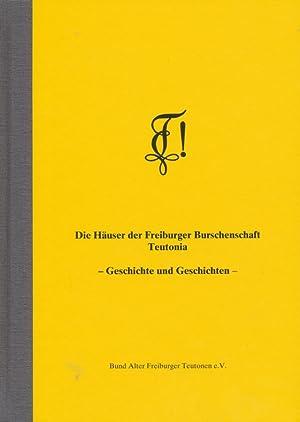 Die Häuser der Freiburger Burschenschaft Teutonia.: Diverse