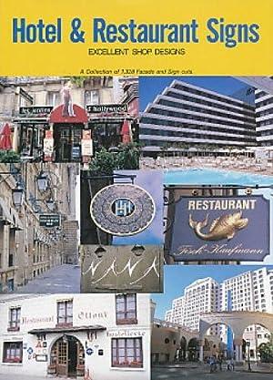 hotel & restaurant signs ; Excellent Shop: Diverse ::