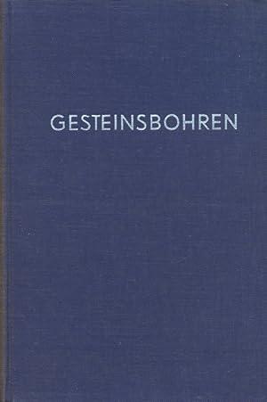 Gesteinbohren.: DEMAG (Hrsg.)