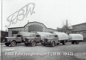 FBW Fahrzeuglexikon 1 (1919-1942).: Biegger, Jürg