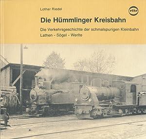 Die Hümmlinger Kreisbahn : d. Verkehrsgeschichte d. schmalspurigen Kleinbahn Lathen - Sö...