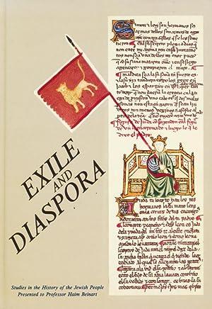 Exilio y diáspora : estudios sobre la historia del pueblo judío en homenaje al ...