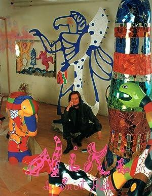 Niki de Saint Phalle ; oeuvres recentes, Aout 1991.: de Saint Phalle, Niki
