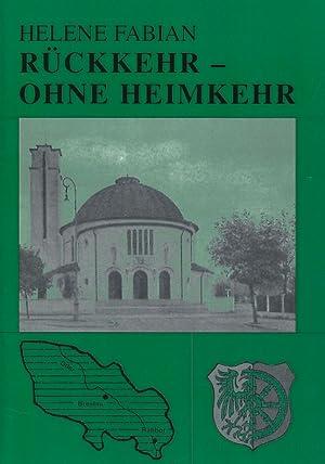 Helene Fabian ; Rückkehr - ohne Heimkehr ; Eine Familienchronik.: Diverse