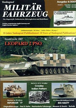 Jubiläumsausgabe - 10 Jahre Tankograd Publikationen /: Vollert, Jochen (Ch.-Red.)