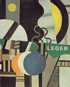 Fernand Leger 1881-1955. Einleitung von René Jullian.: Leger, Fernand
