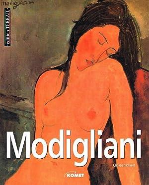 Edition Terrail Modigliani.: Parisot, Christian ;