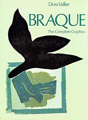 Braque : the complete graphics ; catalogue raisonné.: Vallier, Dora ; Braque, Georges (Ill.)...