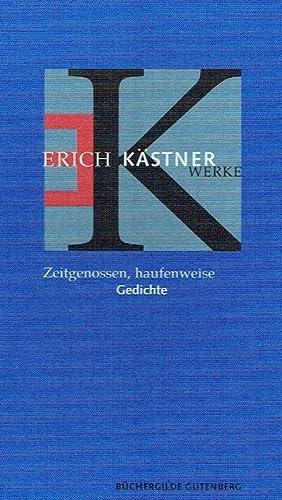 Werke (9 Bände).: Kästner, Erich: