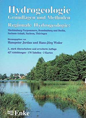 Hydrogeologie : Grundlagen und Methoden ; regionale Hydrogeologie ; Mecklenburg-Vorpommern, ...