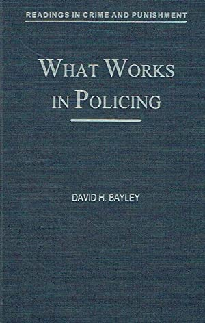 What Works in Policing.: Bayley, David H.