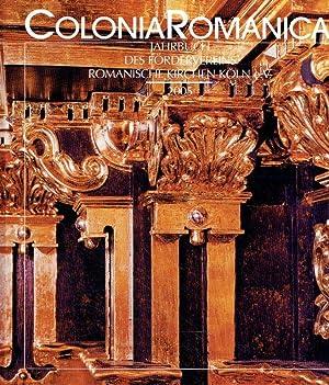 Colonia Romanica ; Jahrbuch des Fördervereins Romanische Kirchen Köln e.V., Bd. XX, 2005:...