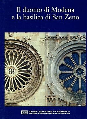 Il duomo di Modena e la basilica: Lorenzoni, Giovanni ;
