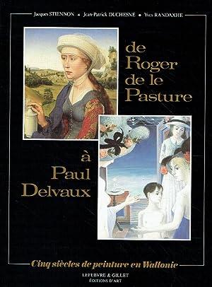 De Roger de le Pasture à Paul: Stiennon, Jacques ;