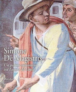 Simone De Magistris : un pittore visionario: Sgarbi, Vittorio: