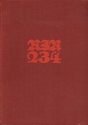 R.I.R. 234. Ein Querschnitt durch Deutschlands Schicksalsringen.: Knieling, Lutz; Bölsche,