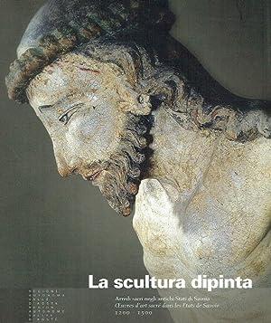 La scultura dipinta. Arredi sacri negli antichi: Elena Rossetti Brezzi