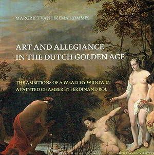 Art and allegiance in the Dutch Golden: Eikema Hommes, Margriet