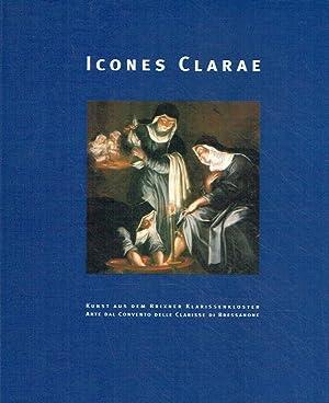 Icones Clarae ; Kunst aus dem Brixner: Andergassen, Leo [Hrsg.]: