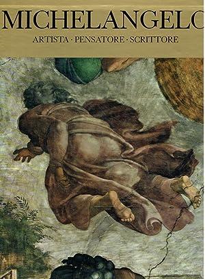 Michelangelo. Artista, Pensatore, Scrittore. 2 Bände.: Tolnay, Charles (u.a.):