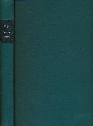 EK Spezial Jahrgang 1990 (4 Hefte).: Diverse::