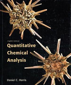 Quantitative Chemical Analysis.: Harris, Daniel C.: