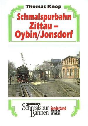 Schmalspurbahn Zittau-Oybin /Jonsdorf.: Knop, Thomas: