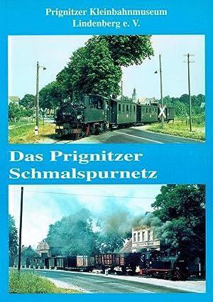 Das Prignitzer Schmalspurnetz.: Bauchspies Walter Wolfgang